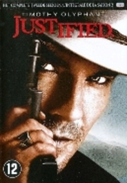 Justified - Seizoen 2, (DVD) BILINGUAL /CAST: TIMOTHY OLYPHANT TV SERIES, DVDNL