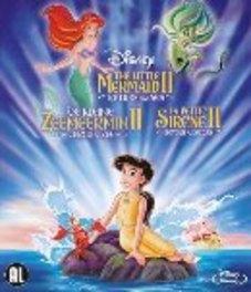 Little mermaid 2 - Return to the Sea, (Blu-Ray) BILINGUAL // RETURN TO THE SEA ANIMATION, Blu-Ray