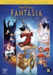 Fantasia, (DVD) ANIMATION, DVDNL