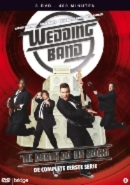 Wedding band - Seizoen 1, (DVD) PAL/REGION 2 // W/ BRIAN AUSTIN GREEN, HAROLD PERRINAU TV SERIES, DVDNL