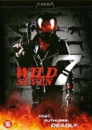 Wild 7, (DVD) PAL/REGION 2 // W/ EITA, KIPPEI SHIINA\ Mochizuki, Mikiya, DVDNL