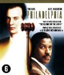 PHILADELPHIA BILINGUAL // W/ TOM HANKS, DENZEL WASHINGTON MOVIE, Blu-Ray
