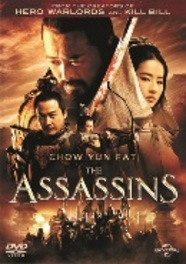 Assassins, (DVD) PAL/REGION 2-BILINGUAL // W/ YUN-FAT CHOW MOVIE, DVD