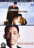 Pursuit of happyness/Seven pounds, (DVD) .. HAPPYNESS - PAL/REGION 2 // W/ WILL SMITH