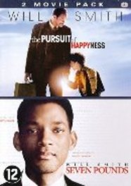Pursuit of happyness/Seven pounds, (DVD) .. HAPPYNESS - PAL/REGION 2 // W/ WILL SMITH MOVIE, DVDNL