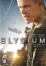 Elysium, (DVD) BILINGUAL /CAST: MATT DAMON, JODIE FOSTER MOVIE, DVDNL