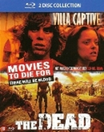 Villa captive/The dead, (Blu-Ray) PAL/REGION 2 MOVIE, BLURAY