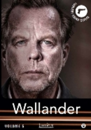Wallander 5, (DVD) CAST: KRISTER HENRIKSSON TV SERIES, DVDNL