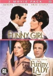 Funny girl/Funny lady, (DVD) CAST: JAMES CAAN, BARBRA STREISAND MOVIE, DVD