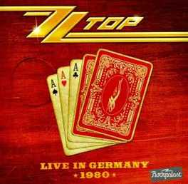 LIVE IN GERMANY ZZ TOP, CD