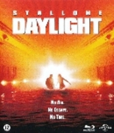 Daylight, (Blu-Ray) BILINGUAL // W/ SILVESTER STALONE MOVIE, BLURAY