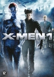 X-men, (DVD) BILINGUAL /CAST: HUGH JACKMAN, FAMKE JANSEN MOVIE, DVD