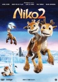Niko 2, (DVD) STEMMEN VAN BARY ATSMA/TIMO VERBEEK/BRAM VD VLUGT Tuomainen, Hannu, DVD