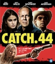 Catch 44, (Blu-Ray) ALL REGIONS // W/ FOREST WHITAKER, BRUCE WILLIS MOVIE, BLURAY
