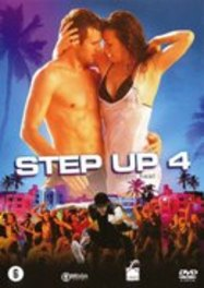 Step up 4, (DVD) CAST: KATHRYN MCCORMICK, RYAN GUZMAN MOVIE, DVD