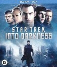 Star trek - Into darkness, (Blu-Ray) BILINGUAL - COMBO INCL.DVD MOVIE, Blu-Ray