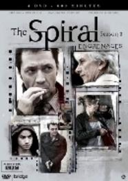 Spiral - Seizoen 3, (DVD) PAL/REGION 2-BILINGUAL/ W/FRED BIANCONI,CAROLINE PROUST TV SERIES, DVDNL