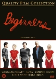 Beginners, (DVD) PAL/REGION 2 // W/ EWAN MCGREGOR, CHRISTOPHER PLUMMER MOVIE, DVDNL