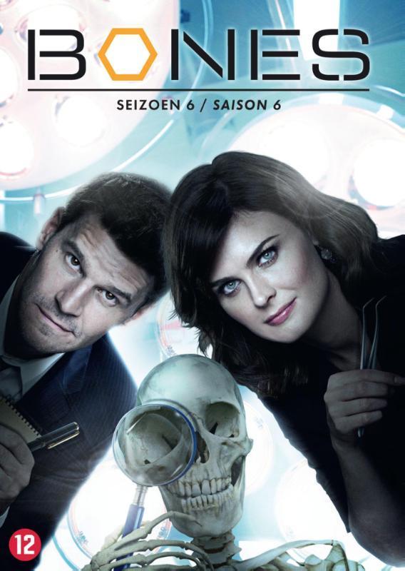 Bones - Seizoen 6 (6DVD)