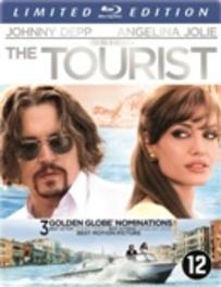 Tourist, (Blu-Ray) CAST: JOHNNY DEPP, ANGELINA JOLIE MOVIE, Blu-Ray