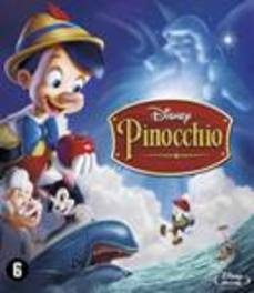 Pinocchio, (Blu-Ray) CAST: BEN SHARPSTEEN, HAMILTON LUSKE ANIMATION, BLURAY