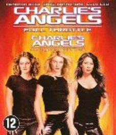 Charlie's angels 2 - Full throttle, (Blu-Ray) BILINGUAL // W/CAMERON DIAZ/DREW BARRYMORE/LUCY LIU MOVIE, Blu-Ray