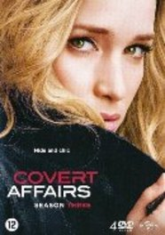 Covert affairs - Seizoen 3, (DVD) BILINGUAL /CAST: PIPER PERABO, KARI MATCHETT TV SERIES, DVDNL