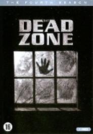 Dead zone - Seizoen 4, (DVD) PAL/REGION 2-BILINGUAL // *BASED ON STEPHEN KING STORY* TV SERIES, DVDNL
