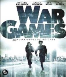 Wargames, (Blu-Ray) BILINGUAL // W/ MATTHEW BRODERICK MOVIE, Blu-Ray
