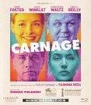Carnage, (Blu-Ray)