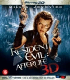 Resident Evil 4 - Afterlife 3D (Blu-ray)