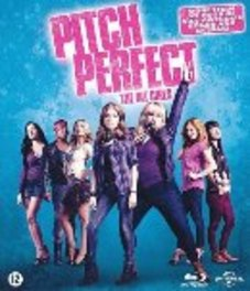Pitch perfect, (Blu-Ray) BILINGUAL /CAST: ANNA KENDRICK, BRITTANY SNOW MOVIE, BLURAY