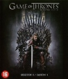 Game of thrones - Seizoen 1, (Blu-Ray) BILINGUAL // W/ SEAN BEAN,HARRY LLOYD TV SERIES, BLURAY