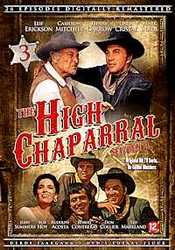 High chaparral - Seizoen 3,...
