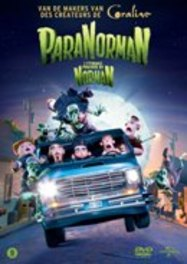 ParaNorman, (DVD) BILINGUAL ANIMATION, DVD