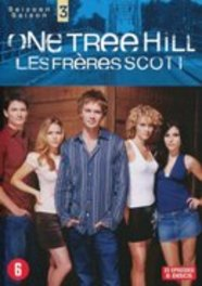 One tree hill - Seizoen 3, (DVD) BILINGUAL /CAST: SOPHIA BUSH, BETHANY JOY LENZ TV SERIES, DVD