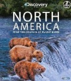 North America, (Blu-Ray) A DISCOVERY CHANNEL PRODUCTION TV SERIES, Blu-Ray