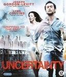 Uncertainty, (Blu-Ray)