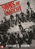 Sons of anarchy - Seizoen 5, (DVD) BILINGUAL /CAST: CHARLIE HUNNAM