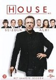 House M.D. - Seizoen 8, (DVD) CAST: HUGH LAURIE