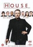 House M.D. - Seizoen 8, (DVD)