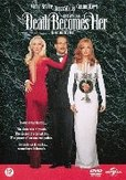 Death becomes her, (DVD) BILINGUAL /CAST: MERYL STREEP, BRUCE WILLIS
