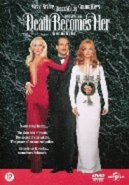 Death becomes her, (DVD) BILINGUAL /CAST: MERYL STREEP, BRUCE WILLIS MOVIE, DVDNL