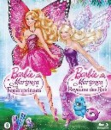 Barbie Mariposa en de feeënprinses, (Blu-Ray) .. FAIRY PRINCESS - BILINGUAL ANIMATION, BLURAY
