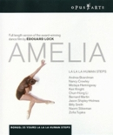 AMELIA, LANG, DAVID, KIE, N.K. LA LA LA HUMAN STEPS/KIE//*BLUE RAY* Blu-Ray, LANG LANG, BLURAY