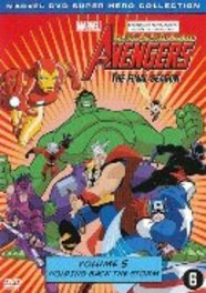 Marvel the avengers - Earths mightiest heroes 5, (DVD) .. EARTH'S MIGHTIEST HEROES! VOL.5 - BILINGUAL. ANIMATION, DVD