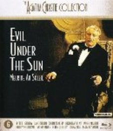 Evil under the sun, (Blu-Ray) BILINGUAL // W PETER USTINOV, JAMES MASON, DIANA RIGG MOVIE, BLURAY