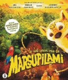 Marsupilami - De speelfilm, (Blu-Ray) W/ JAMEL DEBBOUZE, ALAIN CHABAT MOVIE, BLURAY