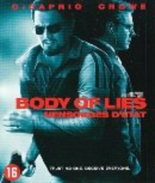 BODY OF LIES W/ LEONARDO DICAPRIO, RUSSELL CROWE MOVIE, BLURAY