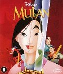 Mulan, (Blu-Ray) BILINGUAL